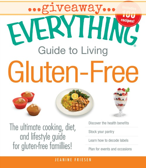 Everything Guide to Living Gluten Free: GIVEAWAY!