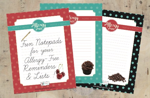 Food Allergy Tools for Back to School
